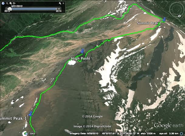 Syncline Map2